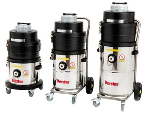 KEVA 20 – Dry Vacuums