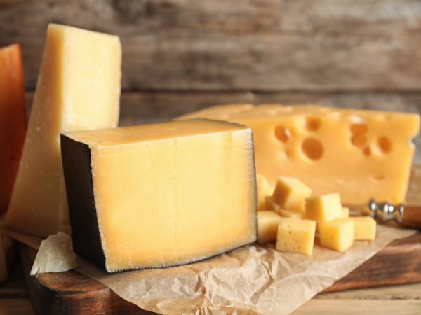 Kaas helpt bij warm weer