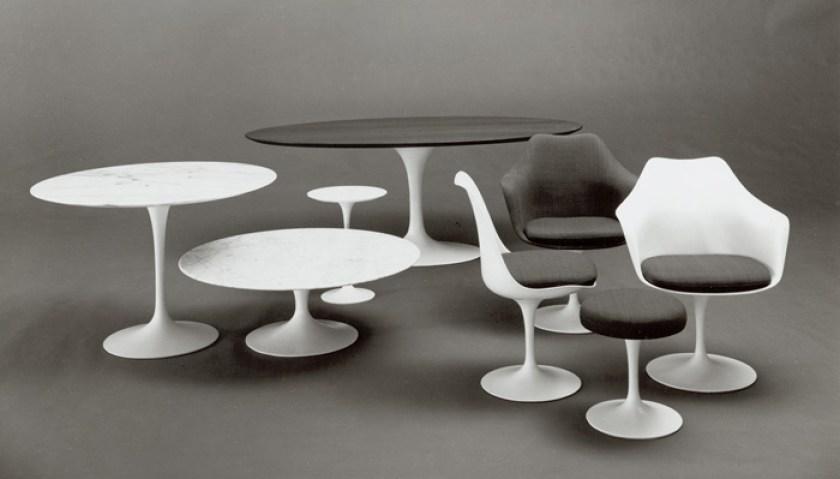 Eero Saarinen Pedestal Collection