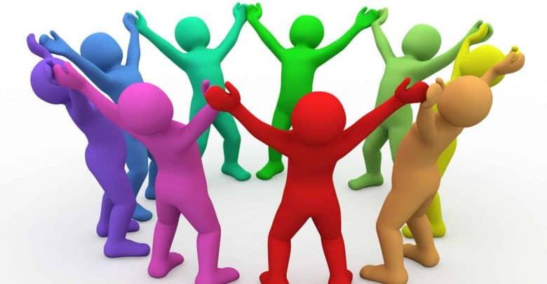 موضوع تعبير عن التعاون وأهميته للفرد والمجتمع بالعناصر كنوزي