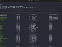 MySQL 5.7 Community Edition