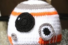 Baby Star Wars BB8 Beanie