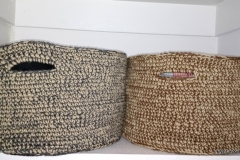 2-Yarn Basket/Cloth Organiser
