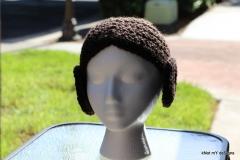 Adult Star Wars Leia Hat