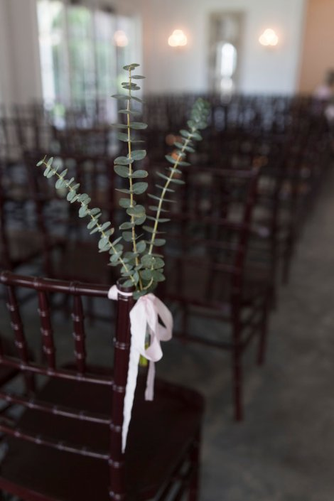 simple-eucalyptus-aisle-marker