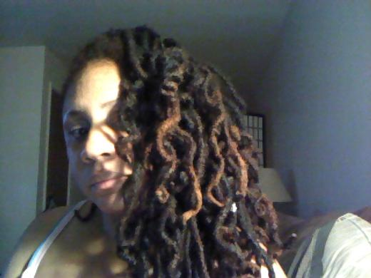 Curly Dreads Dreadlocks Pictures Knotty Boy