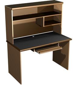 plans a simple computer desk