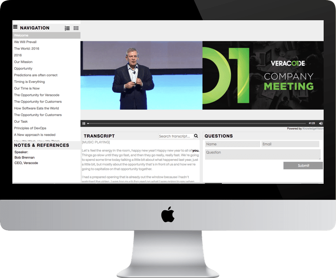 Reenergize marketing content, training videos and on-boarding programs with an easy-to-use online video platform