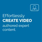 create and record video presentations