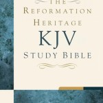 Reformation Heritage KJV Study Bible: There's an Elephant in Here