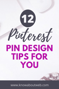 Read more about the article 12 Pinterest Pin Design Mistakes You Must Avoid For Pinterest Pins