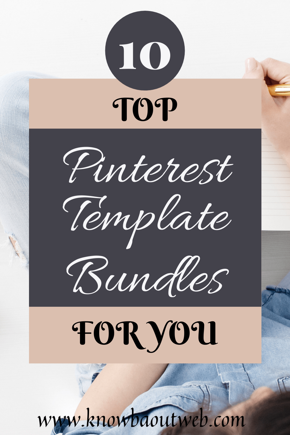 Top 10 Pinterest Template Bundles Pack For You
