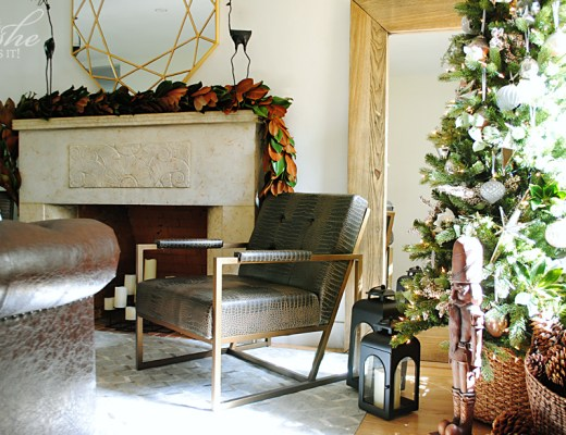 Balsam Hills 12 Bloggers Christmas 2016 BELLEVUE SPRUCE living room 3