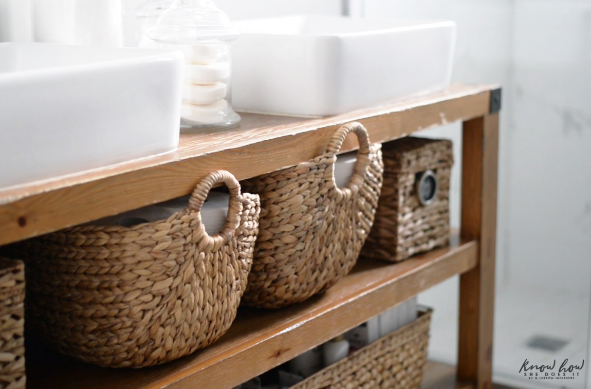 Bathroom Organization featured image