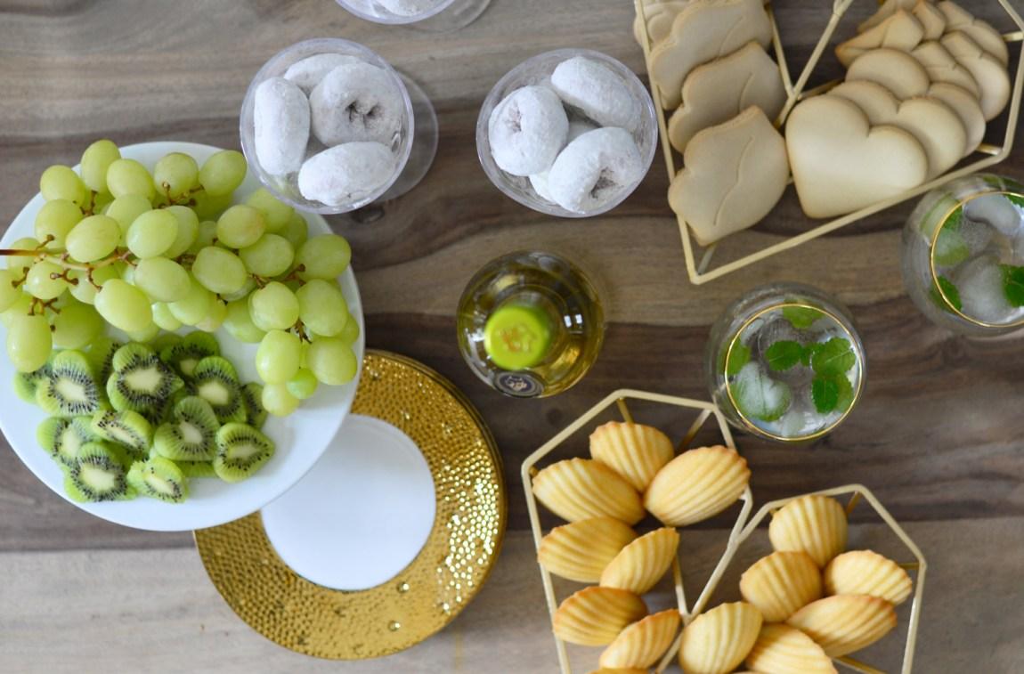 BHG Nature Inspired Galentine's Day Fun Lady Snacks