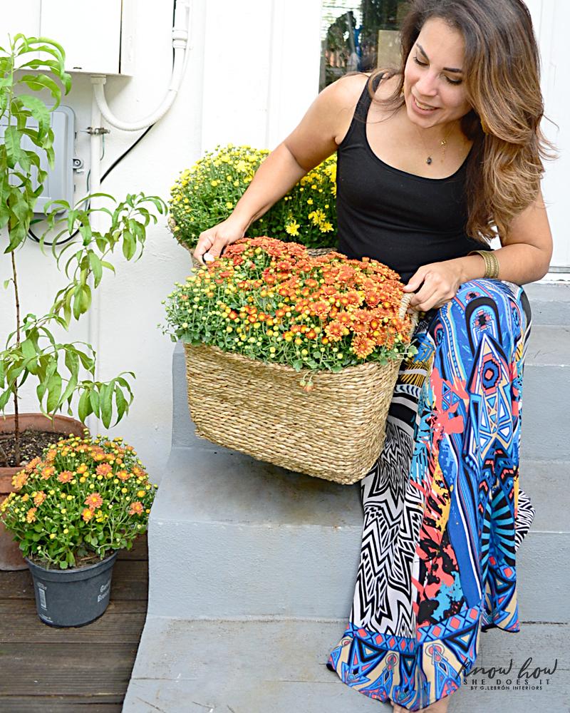 Slow Sundays are plant Days baskets