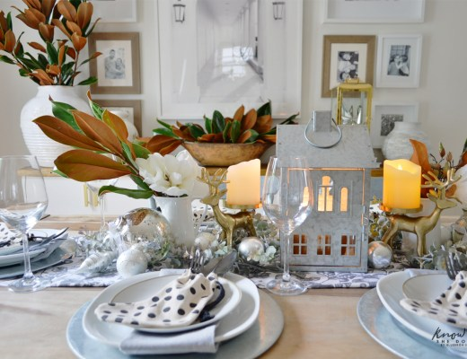 A Merry Table Setting for Everyone Table 2