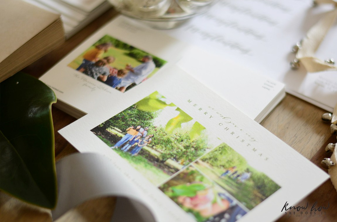 Minted Holiday 2018 Apple Picking