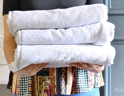4 budget friendly tips to refresh your bathroom towels 3