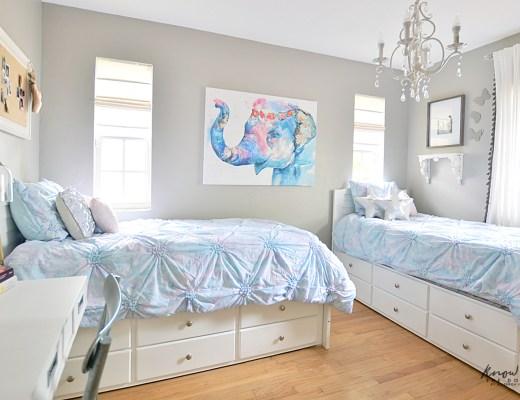 Kids Bedroom Refresh Tips Featured