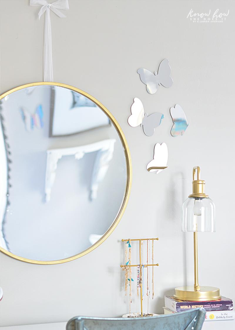 Kids Bedroom Refresh Tips Mirror