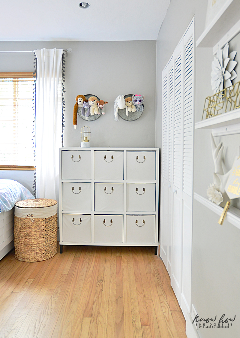 Kids Bedroom Refresh Tips Bookcase 2
