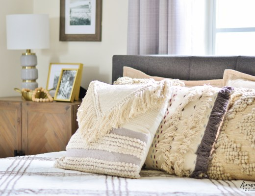 A dash of neutral boho featured