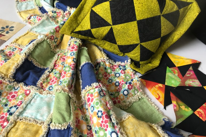 Learn to Sew Patchwork-2