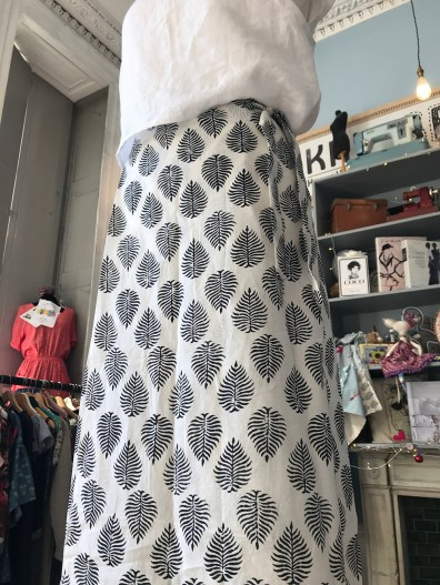 Wrap-Skirt-Sewing