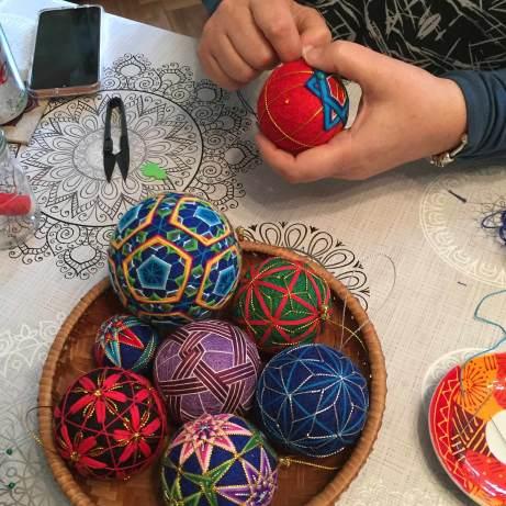 Temari-Balls