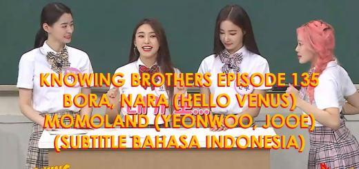 Knowing-Brothers-135-Bora-Nara-Hello-Venus-Momoland-Yeonwoo-JooE