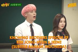 Knowing-Brothers-29-Kim-Jong-hyun-Shinee-Irene-Red-Velvet