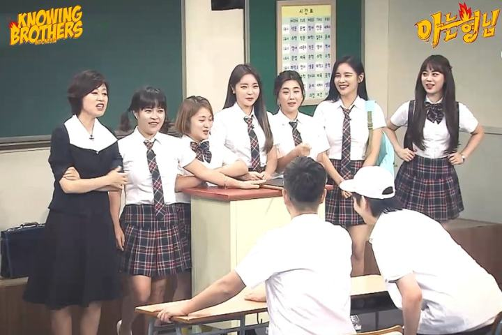 Knowing Brothers eps 41 – Spesial Chuseok