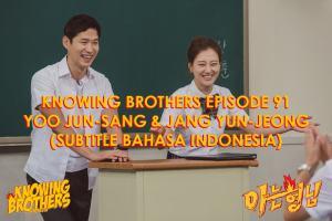 Knowing-Brothers-91-Yoo-Jun-sang-Jang-Yun-jeong