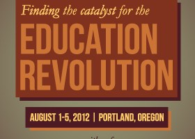 ONLINE Broadcast – Sir Ken Robinson Keynotes AERO Conference 2012