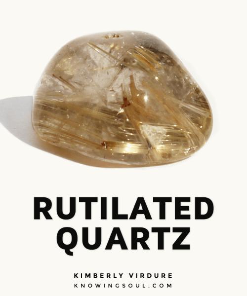 Rutilated Quatz