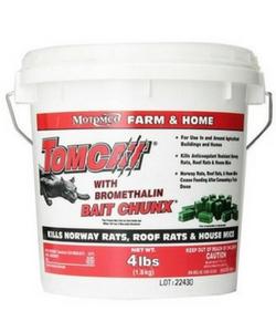 Tomcat Farm & Home Mouse Bait Chunx