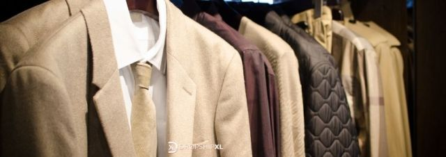 Trendy Stores with Men Clothing which work as Dropship Suppliers