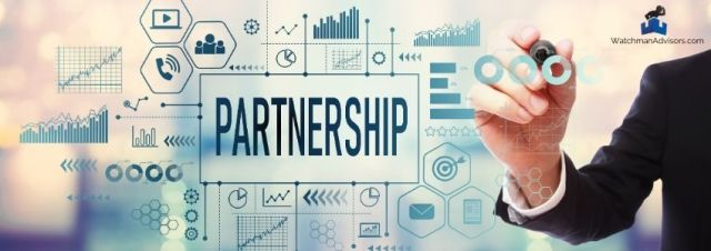 forming a business partnership, pros cons - watchman advisors