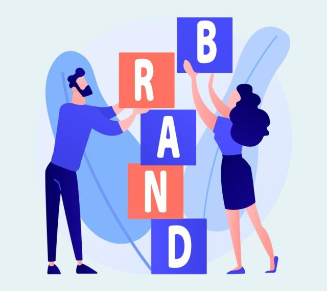 Build a reliable brand min