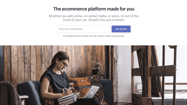 Shopify Vision statement