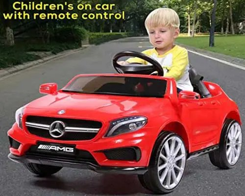 TOBBI Benz Car for Ride on Cars