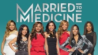 Married to Medicine | Season 2: Ep. 8 | Guess Who's Not Coming To Dinner?