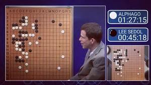 AlphaGo vs Lee Sedol