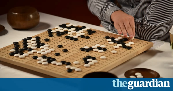 Chinese Go board