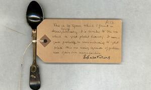 Alan Turing's Teaspoon