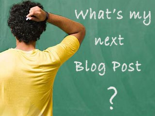 Topic and ideas in blogging tips