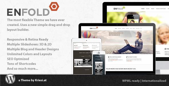 Enfold Best WordPress themes