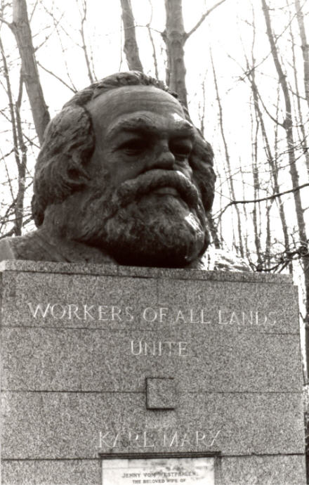 Death of Karl Marx