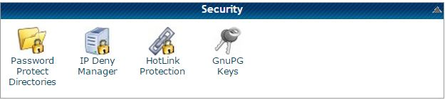 Hostgator Features List Overview Security